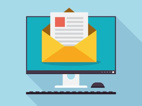 E-mail ou caixa preta ?