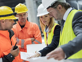 engineers-and-construction-workers-revie