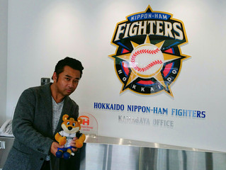 北海道日本ハムファイターズ鎌ヶ谷スタジアムの公式スポンサーになりました。