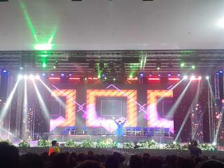 モンゴル最大のコンサート会場『UB.palace』に出演。