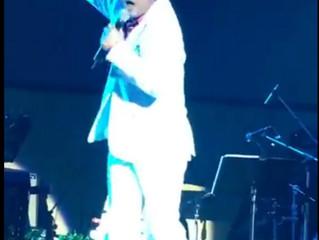 バンコクで開催された『Christmas charity concert』に出演。