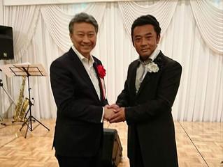 埼玉タイ王国交流協会総会に出演