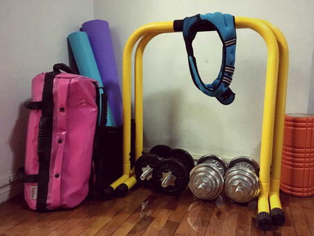 Building up your Home Gym