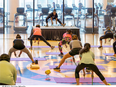 Fitness Class Review: Pound