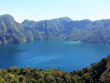 A Day Trek to Lake Holon