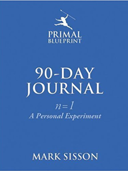 Primal Blueprint 90-day Journal (n=1 A Personal Experiment)