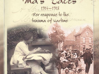 """""""Ma's Laces"""" Back in Print"""
