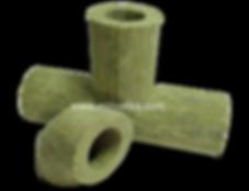 Отводы тройник из минеральной ваты прост