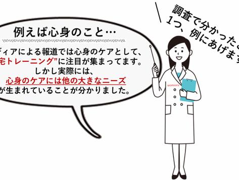 """【生活行動調査】""""withコロナ時代"""" の女性の日常 家ナカの行動・ニーズ・価値観はどう変化した?"""