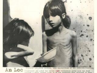 Câu Chuyện 2 Bé Gái Dưới Chân Đồi Đồng Long - An Lộc ( 1972 )