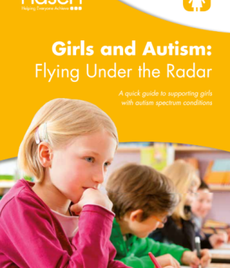Girls and Autism: Flying Under the Radar
