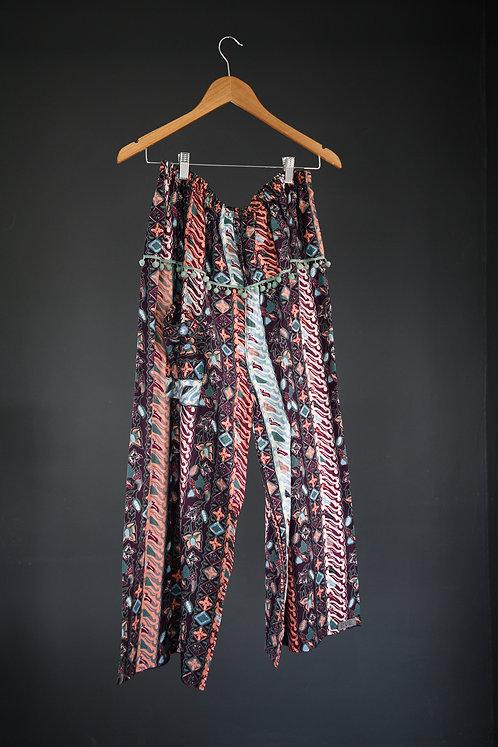 Batik Yoga Pants