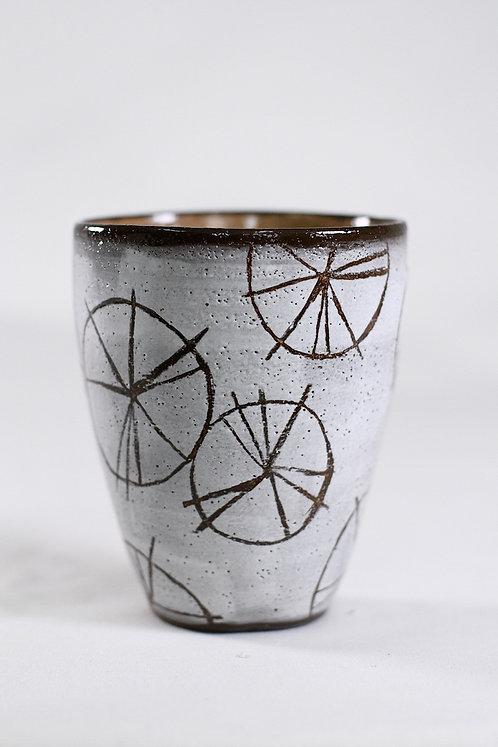 Terracotta Vase SML