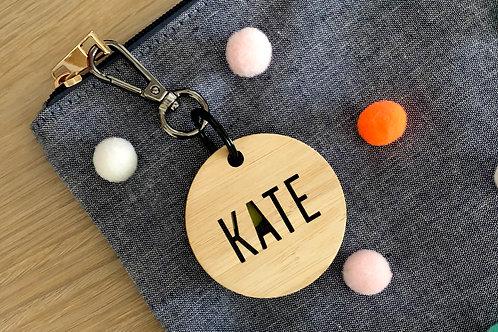 Bag Tag/ Keyring