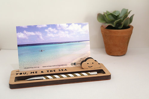 Photo Stand - Medium - You Me & the Sea