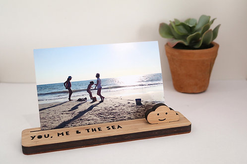 Photo Stand - Small - You Me & the Sea
