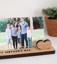 Photo Stand - Small - Happy Mother's Day