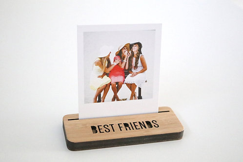Photo Stand - Mini - Best Friends