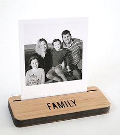 Photo Stand - Mini - Family