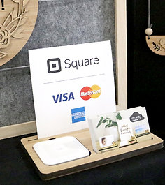 Square Card Reader & Square Dock Stand