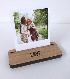 Photo Stand - Mini - Love
