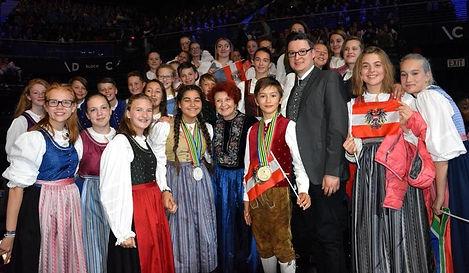 World Choir Games Gumpoldskirchner Spatzen Sebastian Seifert