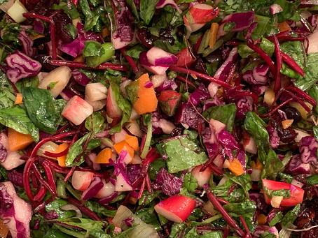 Healthiest Salad Ever