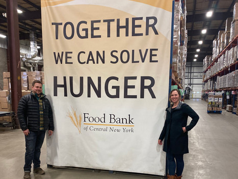 Organic grower donates food to those in need during Covid-19 crisis