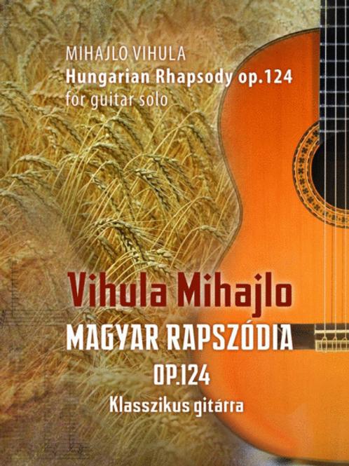 I.HUNGARIAN RAPHSODY op.124