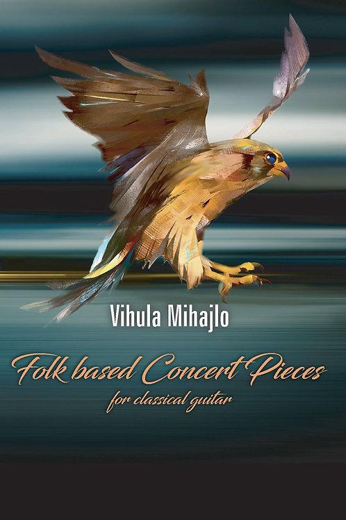 Folk based concert pieces