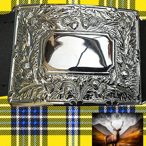 boucle 'Chardon écossais'