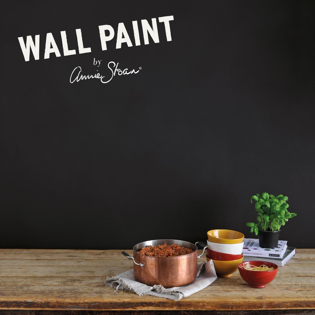 Wall Paint Graphite - Annie Sloan - TRATE Tienda Taller