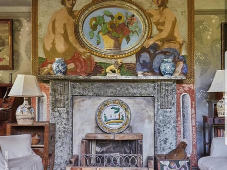 Charleston House, el origen de los nuevos tonos de Annie Sloan