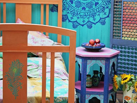 Suelos con Chalk Paint™ Annie Sloan
