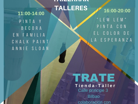 Fair Saturday en TRATE Tienda Taller