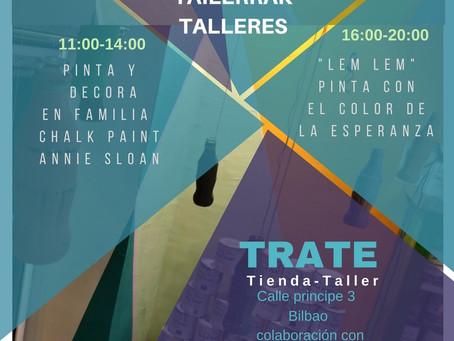 Fair Saturday en TRATE Tienda Taller