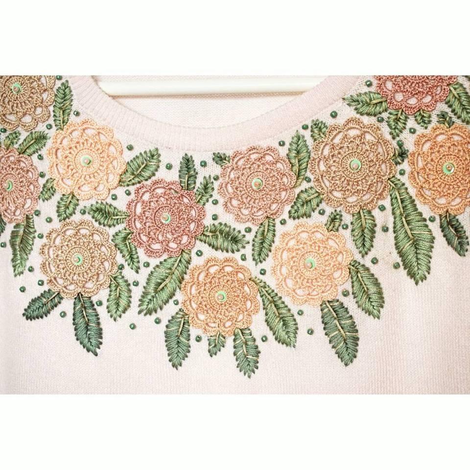 Novedades en TRATE Tienda Taller con nuevos artesanos y diseños de Ana´s Closet. Ganchillo, bordados en miniatura...