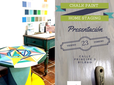 Curso Chalk Paint Home Staging