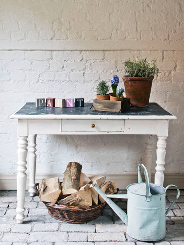 Mesa pintada de Annie Sloan