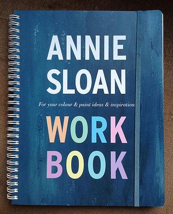 Cuaderno de Trabajo Annie Sloan