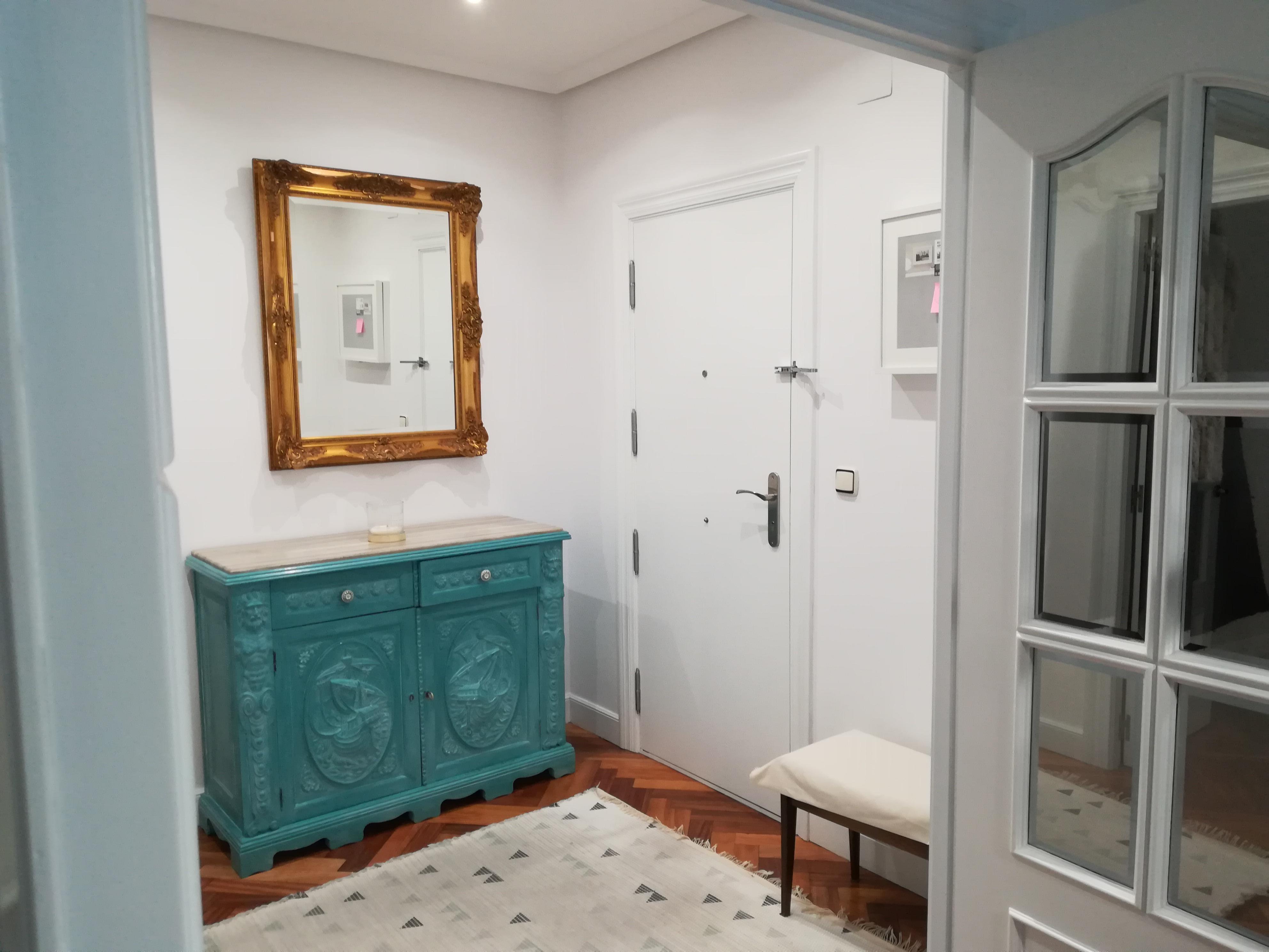 Mueble de entrada en provence