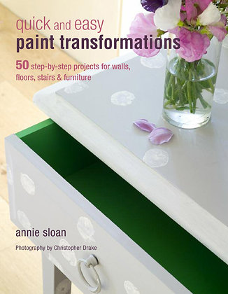 "Libro ""Quick and Easy Paint Transformations"""