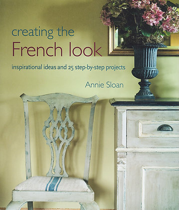 """Libro """"Creating French look"""" by Annie Sloan"""