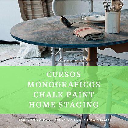 Chalk Paint Home Staging