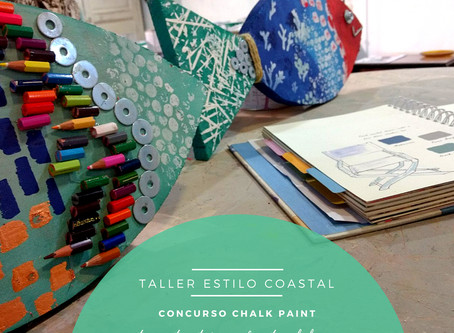 Participa en el concurso de Chalk Paint Estilo Coastal
