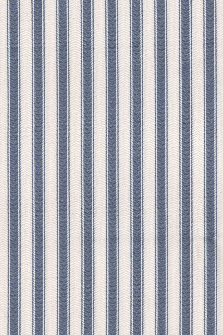 Textiles en rayas azules - Fotos Annie Sloan - Chalk Paint - Annie Sloan Fabrics