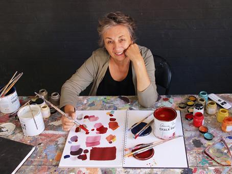 Annie Sloan, 'La reina del Chalk Paint'