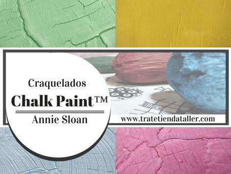 La técnica del craquelado con Chalk Paint™