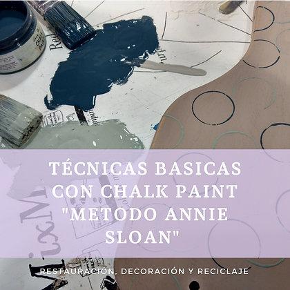 """Técnicas 1 método Annie (Agrega tu cupón """"Taller"""")"""