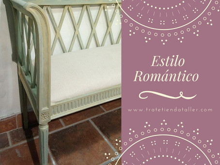Como conseguir un estilo romántico